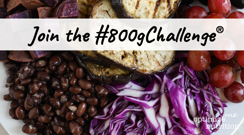 Join the 800g Challenge